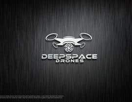 #35 untuk Design a Logo for Deep Space Drones oleh flynnrider