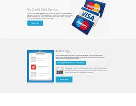 #27 for Design a Website Mockup - $500 USD Prize by zoroo30