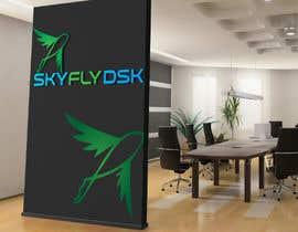 blueeyes00099 tarafından logo design for skyflydsk.com için no 32