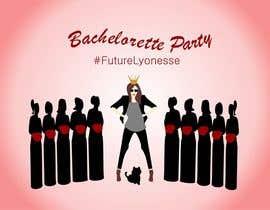 hennyuvendra tarafından Illustrate Something for Bachelorette Party için no 3
