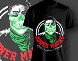 aghits tarafından Design a T-Shirt Design for Abner Mares için no 22