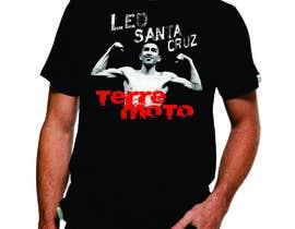 moilyp tarafından Design a T-Shirt for Leo Santa Cruz için no 28