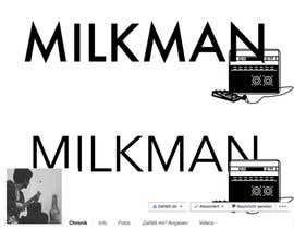 #8 untuk Design a Banner for Milkman Recordings Facebook Page oleh morietschel