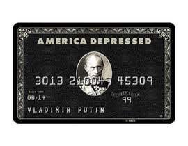 #20 untuk Design American Express Black Card similar copy oleh roops84