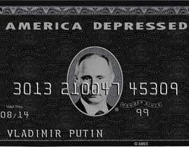 #24 untuk Design American Express Black Card similar copy oleh MooN5729