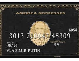 #40 untuk Design American Express Black Card similar copy oleh MooN5729