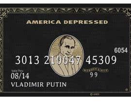 #45 untuk Design American Express Black Card similar copy oleh MooN5729