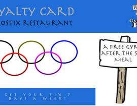 #15 untuk Design a loyalty card oleh mahmoudelkholy83