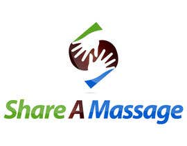 #2 para Share A Massage Logo Contest por ouit