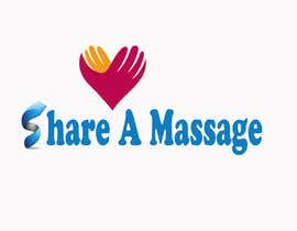 #27 para Share A Massage Logo Contest por smbabul