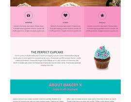 #1 for Design a Website Mockup for a bakery by adnanf2