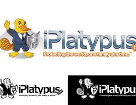 nº 68 pour Logo Design for iPlatypus.com par taks0not