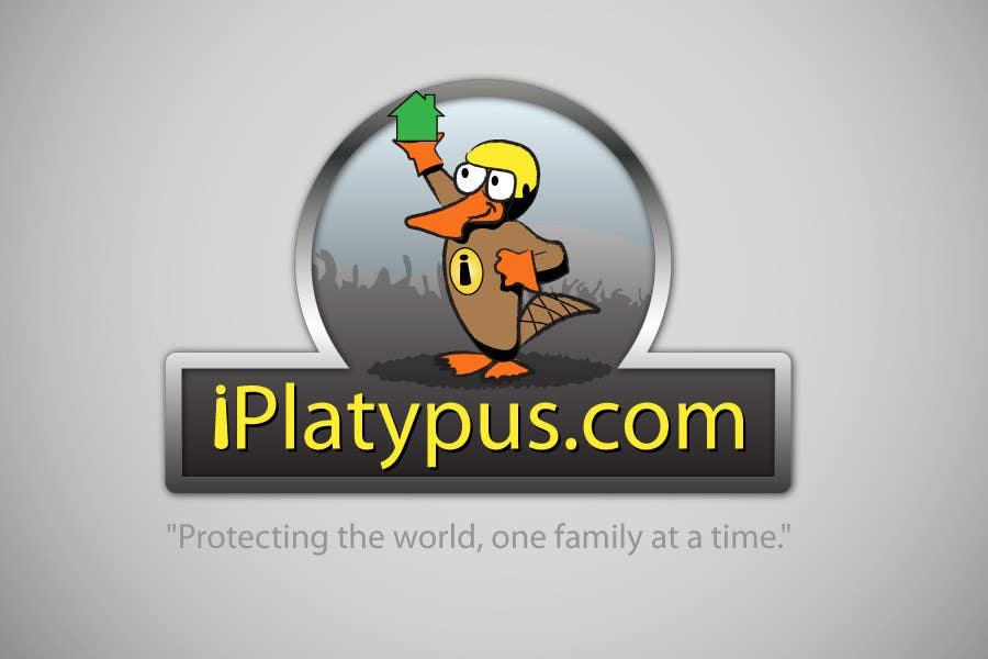 Contest Entry #                                        87                                      for                                         Logo Design for iPlatypus.com