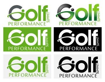 #106 untuk Design a Logo for Golf Performance Summit oleh wasana898
