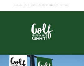 #87 for Design a Logo for Golf Performance Summit by karinariquelme