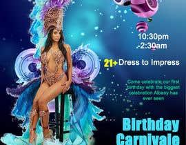 #20 untuk Birthday Carnivale Celebration oleh Alaber