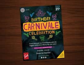 #4 untuk Birthday Carnivale Celebration oleh Chaddict