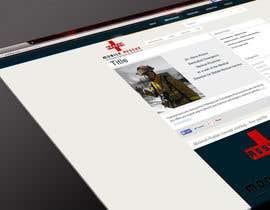 #5 untuk Help design and brand my website oleh ayounos