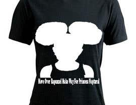 rjayasuriya tarafından Design a T-Shirt for Natural Hair Movement için no 14