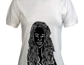 rjayasuriya tarafından Design a T-Shirt for Natural Hair Movement için no 17