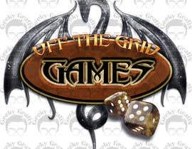 #27 untuk Logo for Gaming Company oleh GeekyGrafix