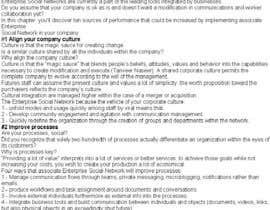 mushakirin tarafından Write IT-Market Overview için no 6