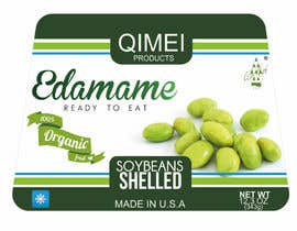 #15 untuk Design a package for ready to eat edamame or mukimame oleh DesignWorldwideC