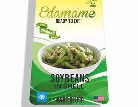 #19 untuk Design a package for ready to eat edamame or mukimame oleh DesignWorldwideC