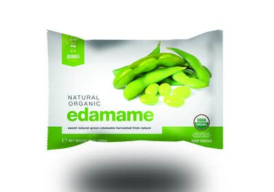 #1 untuk Design a package for ready to eat edamame or mukimame oleh Nadasol