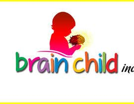 #17 para Brain Child Inc logo por lographica