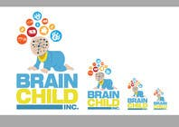 Contest Entry #38 for Brain Child Inc logo