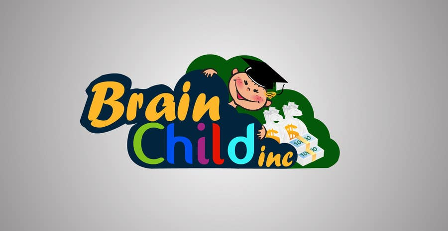 #19 for Brain Child Inc logo by datagrabbers