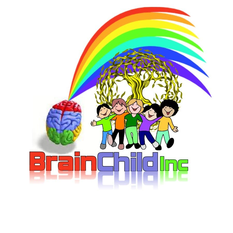 #39 for Brain Child Inc logo by LimeByDesign
