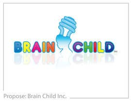 #23 para Brain Child Inc logo por giriza