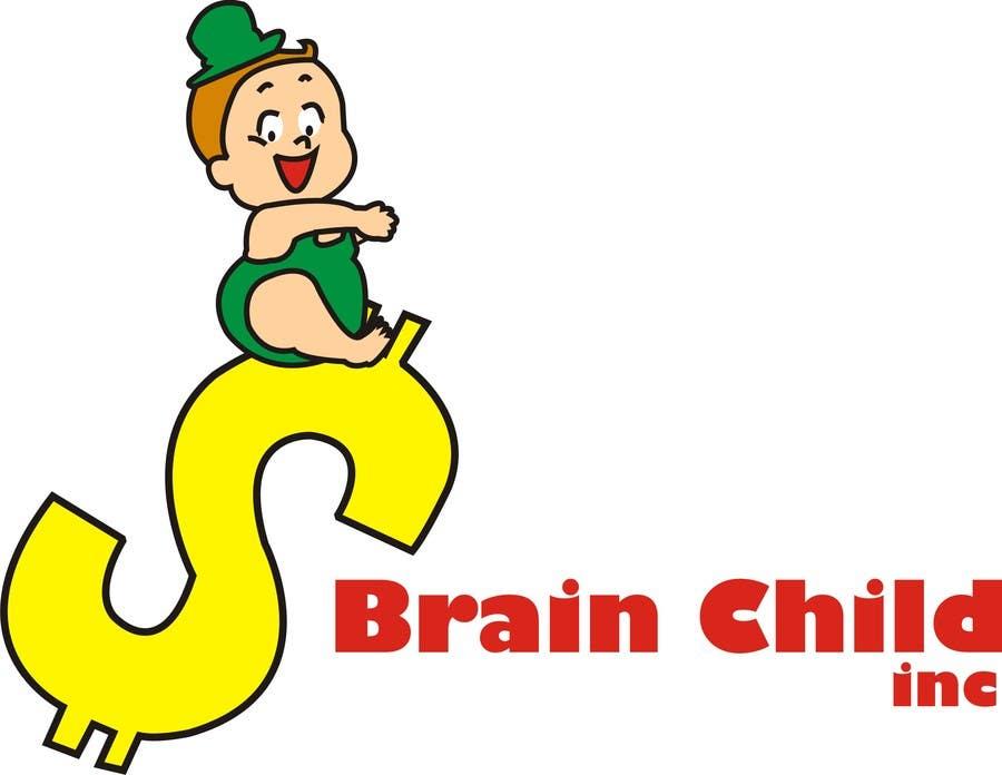 #16 for Brain Child Inc logo by deepaujla