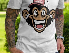 yyuzuak tarafından Design eines T-Shirts for fanmonkeys.de için no 34