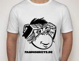 KaimShaw tarafından Design eines T-Shirts for fanmonkeys.de için no 51