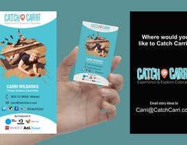 bagas0774 tarafından Business Cards For CatchCarri.Com için no 42