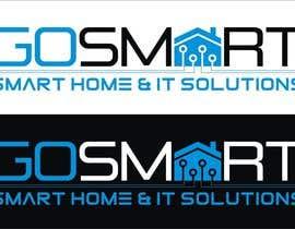 #28 untuk Design a Logo for GoSmart oleh BlajTeodorMarius