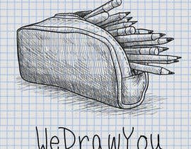 #4 untuk Design a Logo for wedrawyou oleh marcoher