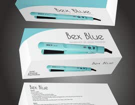 nikomen tarafından Create Print and Packaging Designs for Hair Iron Box için no 5