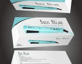 nikomen tarafından Create Print and Packaging Designs for Hair Iron Box için no 6