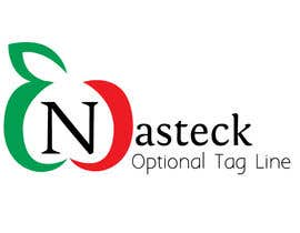#22 untuk Design a Logo for Nasteck (Company that sells Apple products) oleh harry321vw