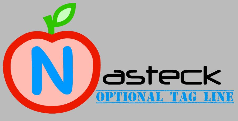 Penyertaan Peraduan #23 untuk Design a Logo for Nasteck (Company that sells Apple products)