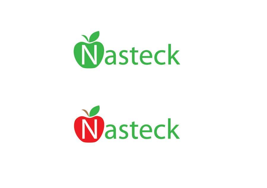 Penyertaan Peraduan #3 untuk Design a Logo for Nasteck (Company that sells Apple products)
