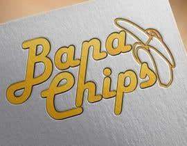 #54 untuk Logo for Banana Chips brand oleh mahmoud0khaled