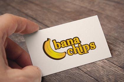 #14 untuk Logo for Banana Chips brand oleh silverhand00099