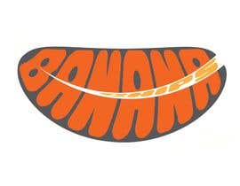 #58 untuk Logo for Banana Chips brand oleh sgmetlive