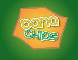 #35 untuk Logo for Banana Chips brand oleh kaibobble