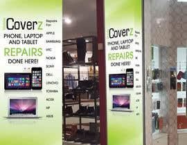 #13 untuk Design an Advertisement for Back lit Poster Box oleh benson92